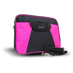 "Ixium sac de ordinateur portable IX01 15.4"" rose"