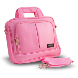 "Ixium sac de ordinateur portable IX02 12"" rose"