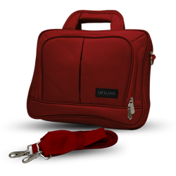 "Ixium sac de ordinateur portable IX02 12"" rouge"