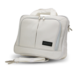 "Ixium sac de ordinateur portable IX02 12"" blanco"