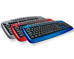 Teclado multimedia SYNC ps2