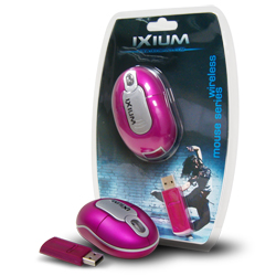 Ratón Ixium Wireless